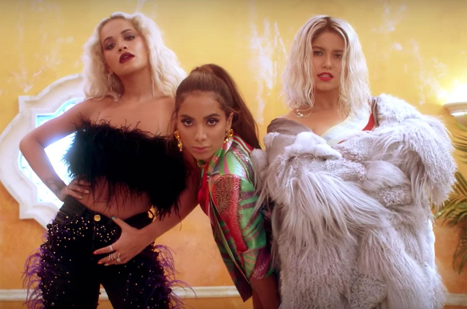 """a67617e37 Sofia Reyes lança novo single, """"R.I.P"""", com Rita Ora e Anitta"""