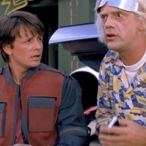 """Studio Universal faz maratona em homenagem aos 35 anos do filme """"De Volta Para o Futuro"""""""