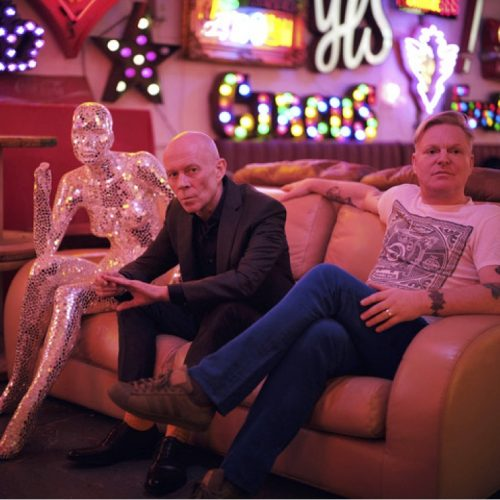 "Erasure lança EP de remixes de ""Hey Now (Think I Got A Feeling)"""