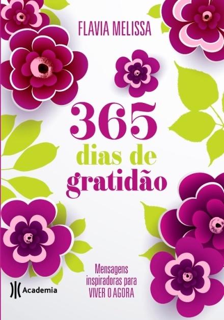 Livro 365 dias de gratidão