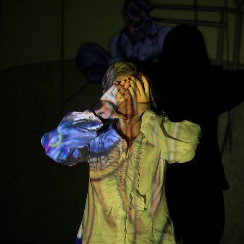 """Espetáculo """"Uma Cena de Amor para Francis Bacon"""" estreia no Zoom"""