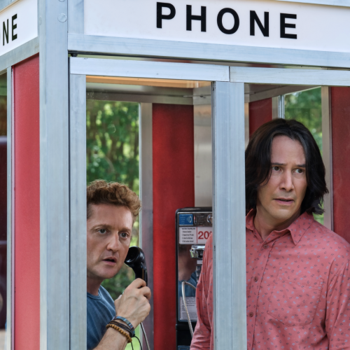 Bill & Ted: Encare a Música marca o retorno de Keanu Reeves e Alex Winter