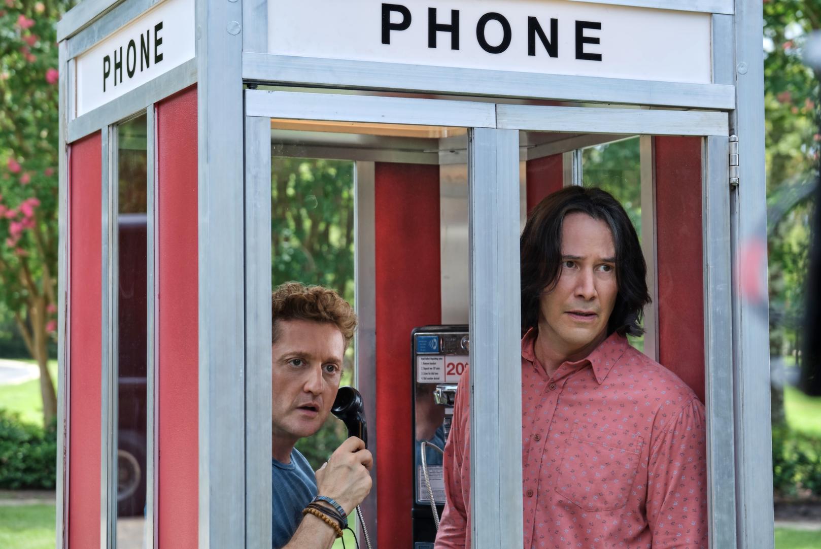 Bill & Ted: Encare a Música marca o retorno de Keanu Reeves e Alex Winter