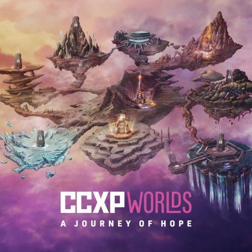 CCXP Worlds: A Journey of Hope confirma conteúdo gratuito, benefícios extras pagos e presença global