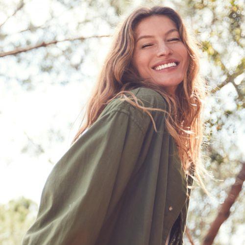 Gisele Bündchen se une ao aplicativo Insight Timer para incentivar a meditação