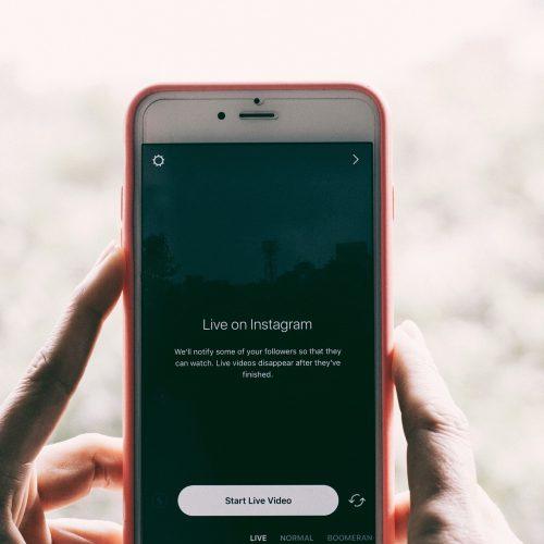 Como as lives no Instagram podem alavancar o meu negócio?