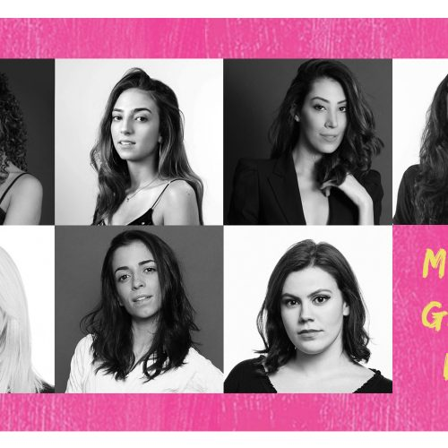 Artistas de teatro musical apresentam no programa 'Mean Girls Day'