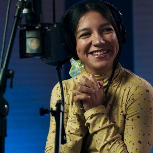 """Priscilla Alcântara empresta a voz para música de """"A Caminho da Lua"""""""