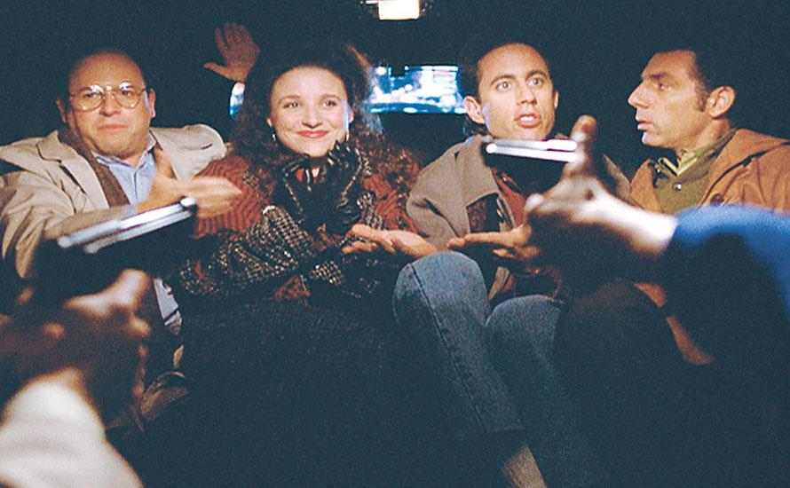 Warner Channel retorna com exibição de Seinfeld