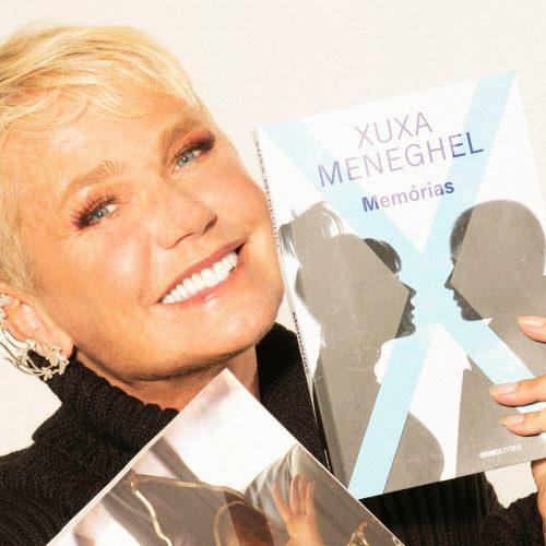 Xuxa Meneghel conta a sua história