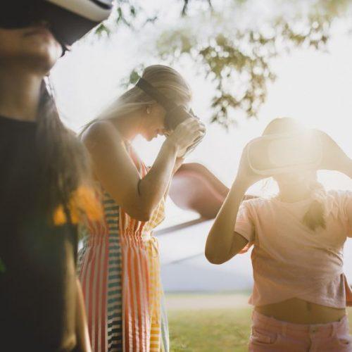Inspirar-te promove experiência sensorial no Parque do Ibirapuera