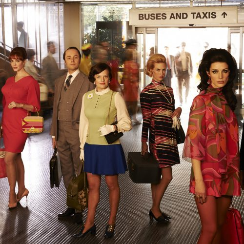 As 7 temporadas de 'Mad Men' chegam ao streaming
