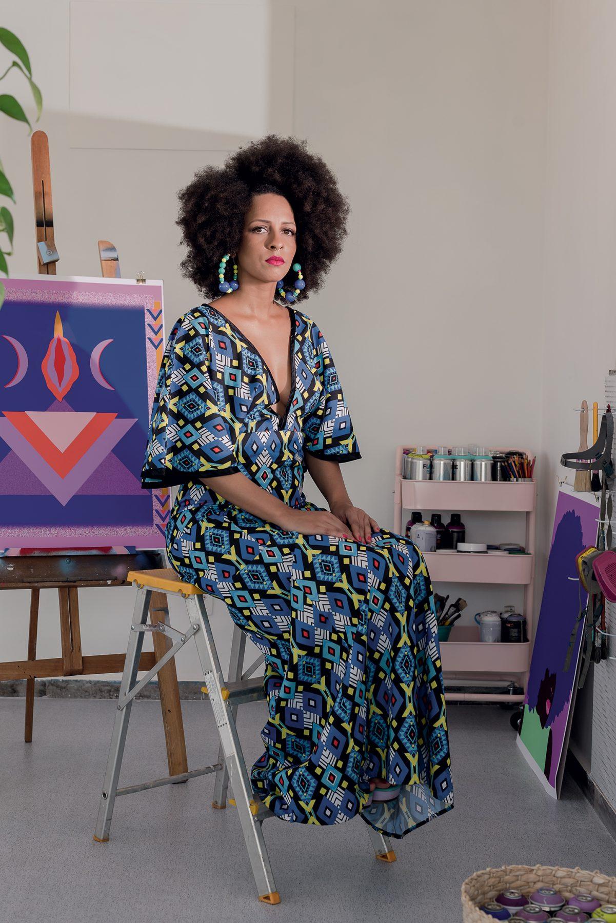 Casa Vogue celebra a diversidade da street art brasileira