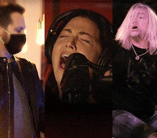 Evanescence anuncia live