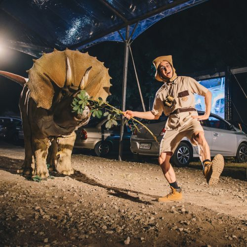 Jurassic Safari Experience segue com sessões em SP