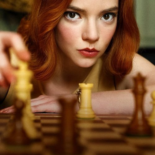 O Gambito da Rainha, a série que trouxe o xadrez de volta aos holofotes