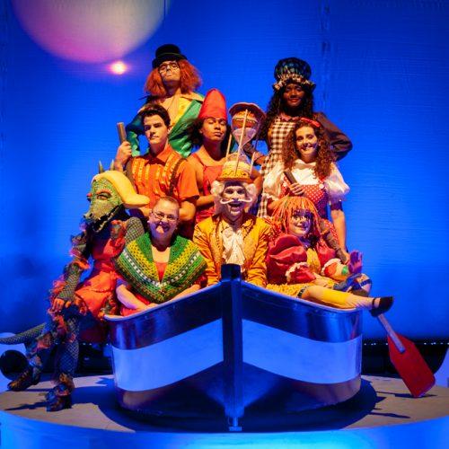 Diversão em Cena apresenta musical infantil