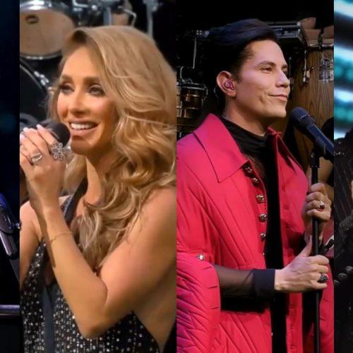 RBD agita fãs com live mundial