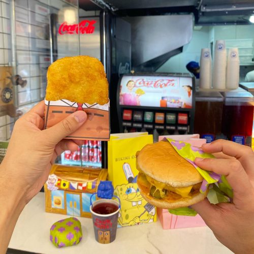 Nickelodeon e Patties lançam combo temático do Bob Esponja