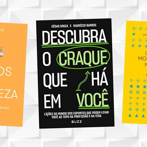 Dia do Leitor: 3 livros que para você ler no seu dia a dia