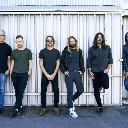 Dave Grohl escreve carta para nova música do Foo Fighters