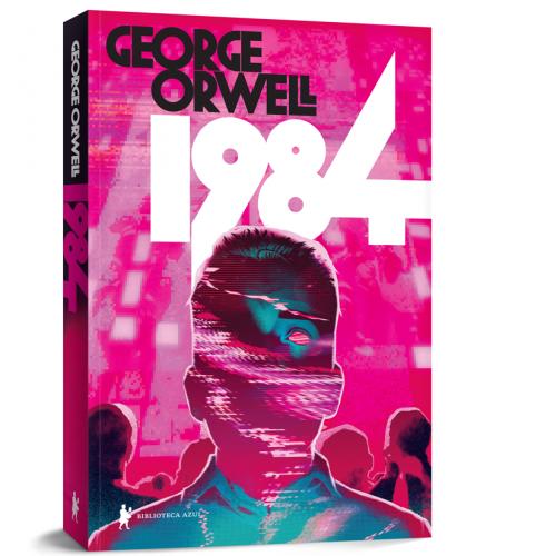 Biblioteca Azul lança nova edição do clássico 1984