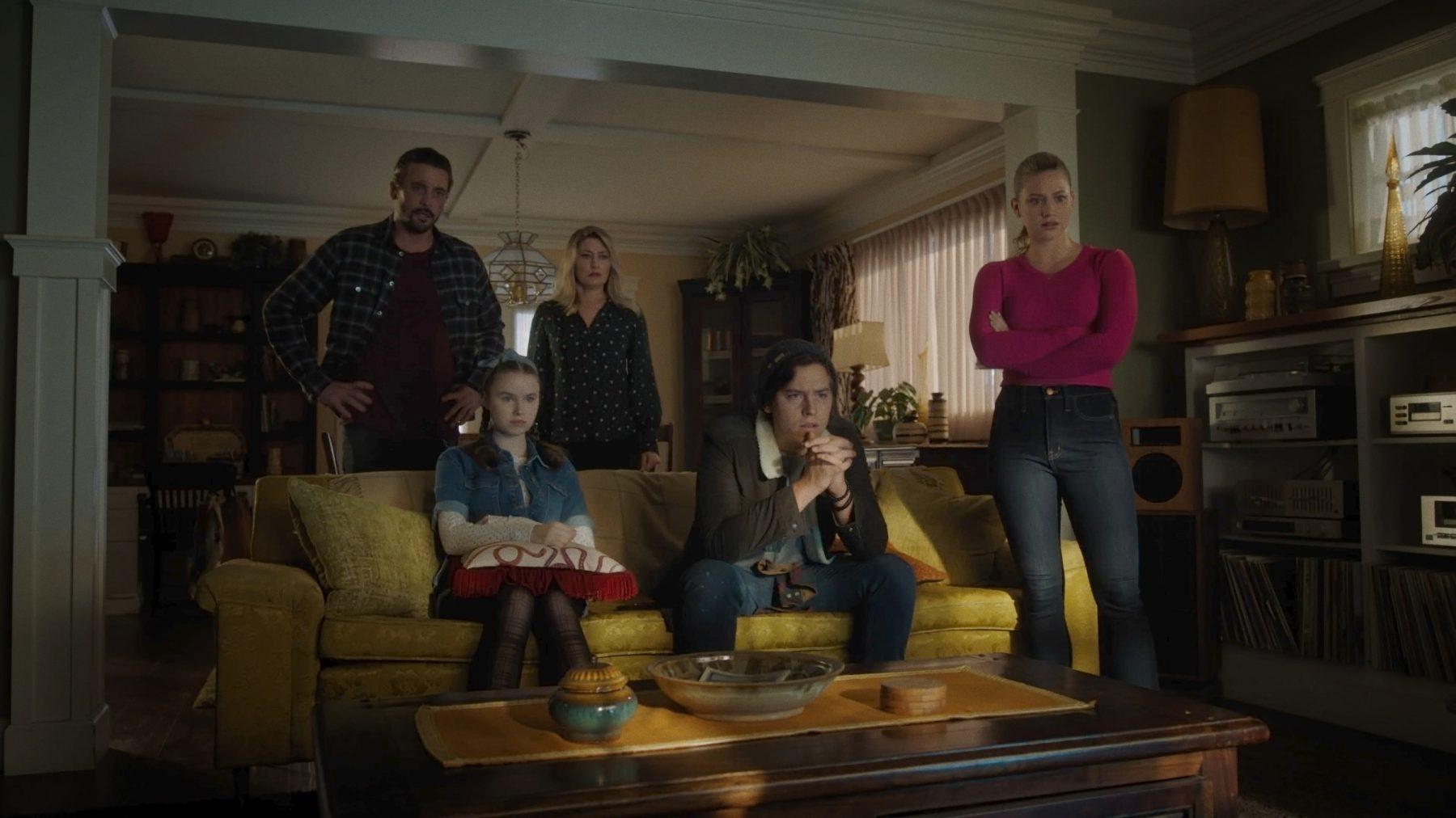 5ª temporada de Riverdale tem estreia global nesta quarta