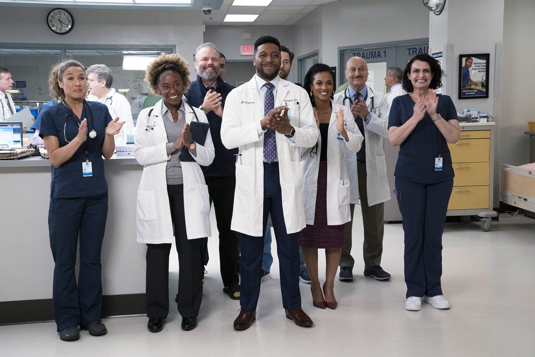 Série médica ganha exibição diária na TV