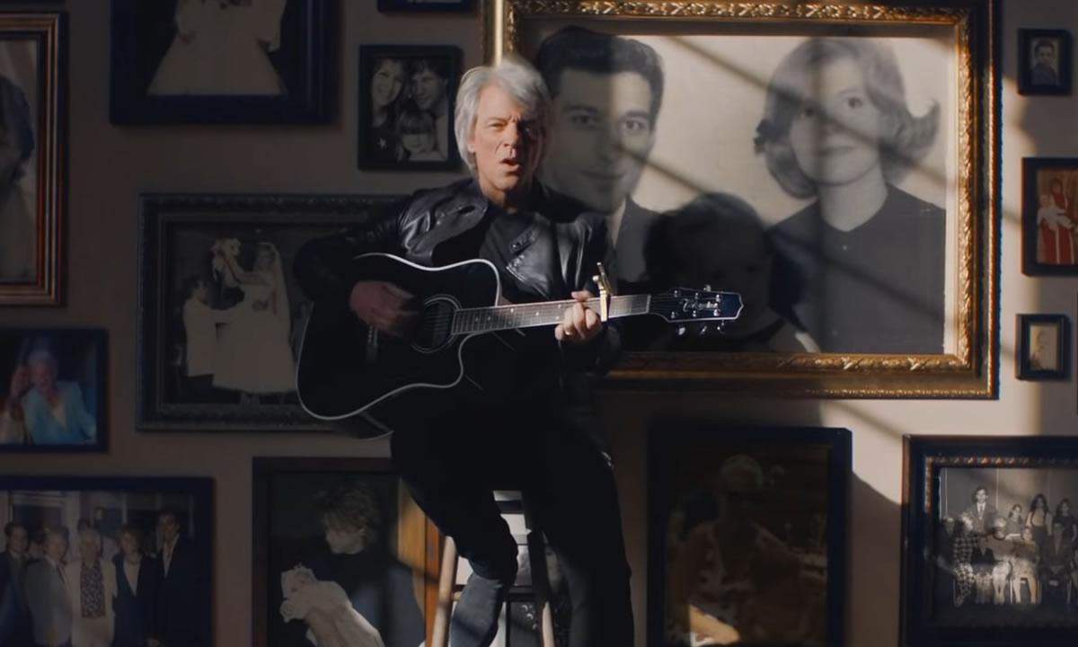 """Bon Jovi apresenta o clipe de """"Story of Love"""""""