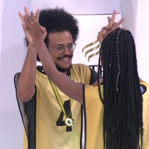João é o novo líder do BBB21