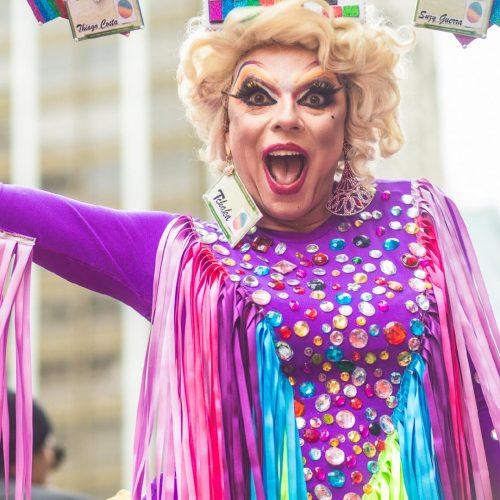 """Drag Queen Tchaka participará de festival """"Tô Me Guardando"""""""