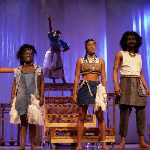 Teatro online: Vencedor do APCA, Bertoleza faz temporada virtual