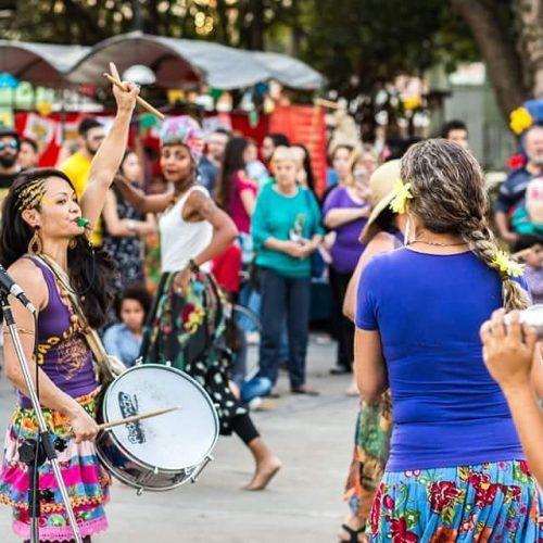 Encontro de Coqueiras celebra o mês da mulher