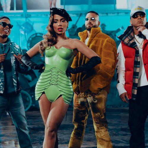 """Anitta e Maluma estão no remix de """"Mi Niña"""""""