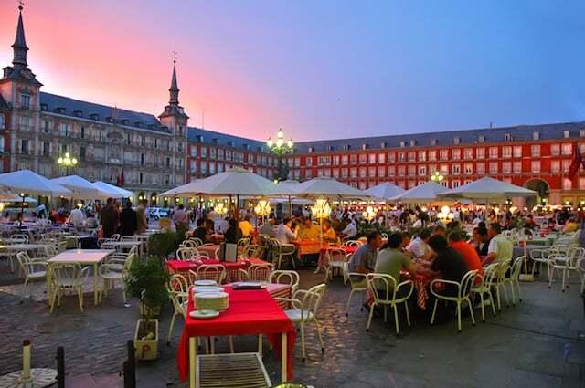 Madrid, a capital do futebol mundial