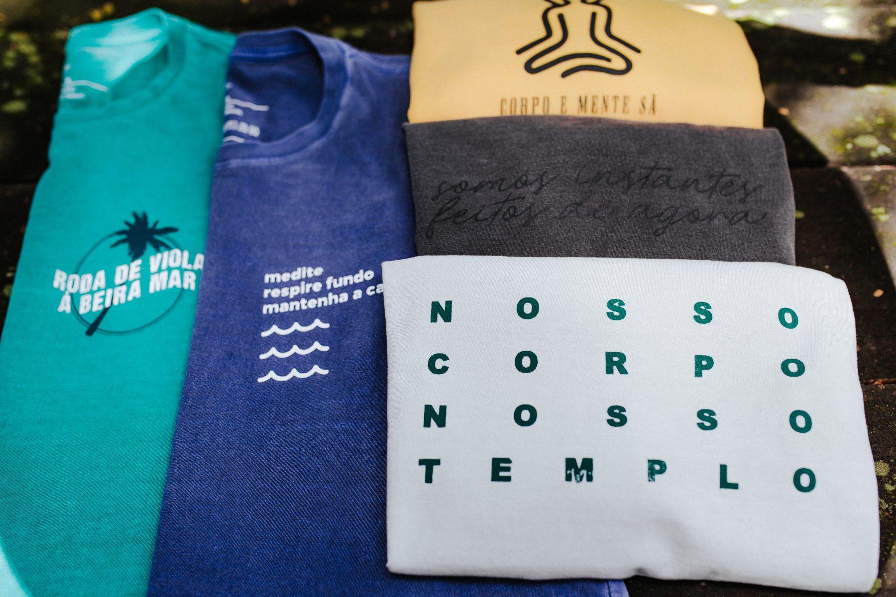 Gabriel Elias lança coleção de roupas inspirada em novo álbum