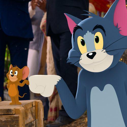 Tom & Jerry: O Filme chega nas plataformas digitais
