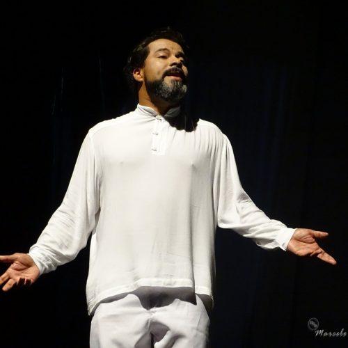 Rogério Silvestre faz live em homenagem a Gonzaguinha