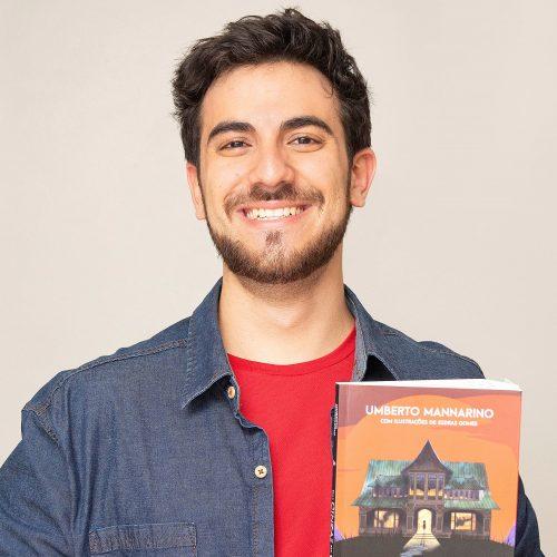 Jovem escritor cita próprio livro em Redação do ENEM
