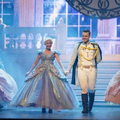 Musical 'Cinderella' estreia no Teatro Bradesco