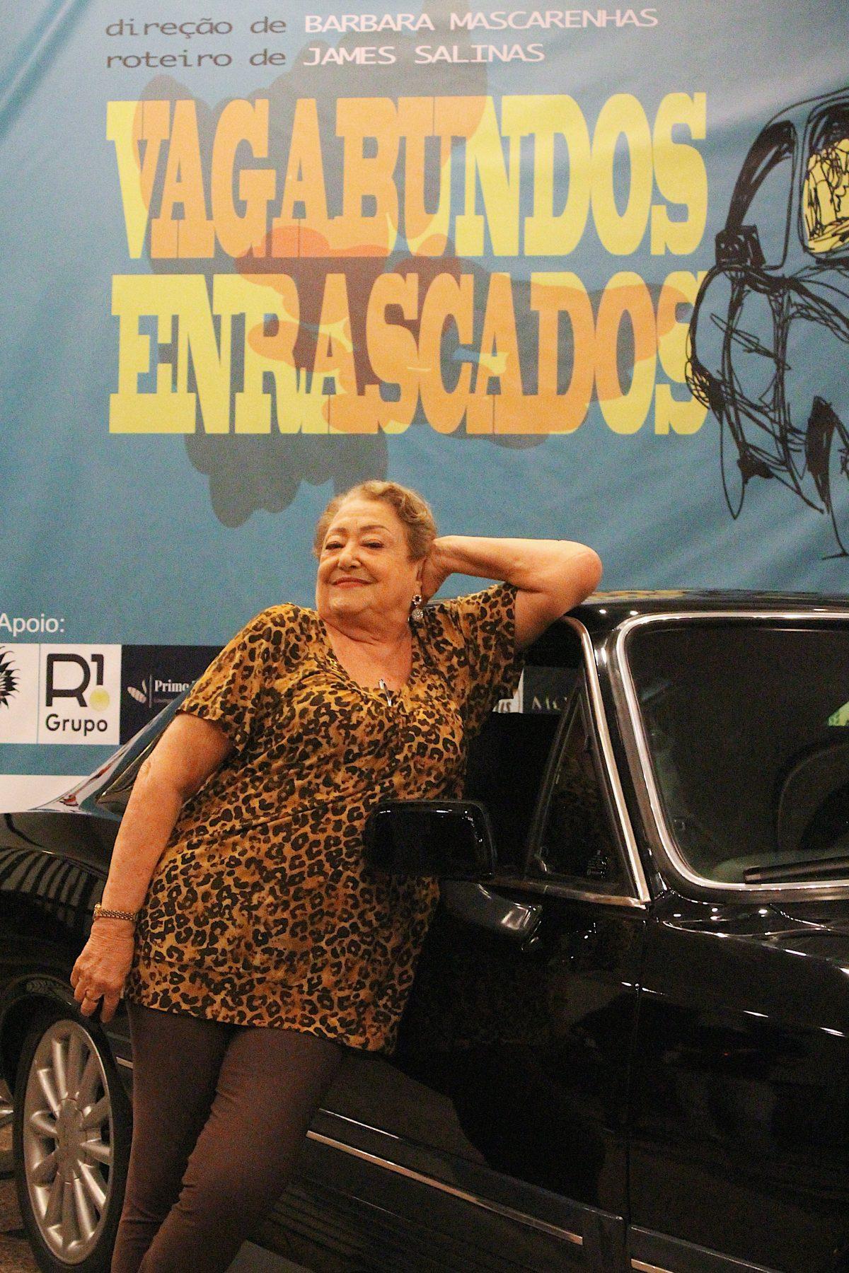 Suely Franco grava novo longa metragem