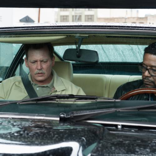 'Cidade de Mentiras' com Johnny Depp e Forest Whitaker chega ao streaming