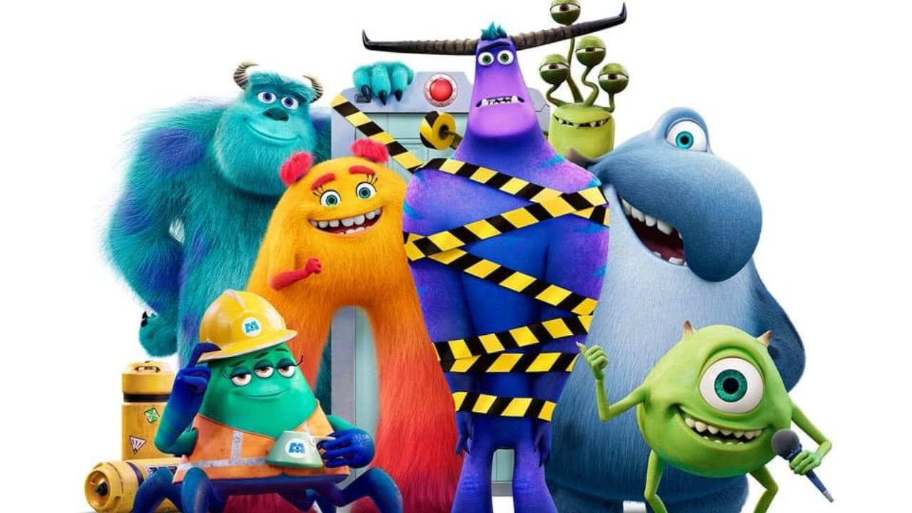 Disney+ lança novo trailer de 'Monstros no Trabalho' | Acesso Cultural